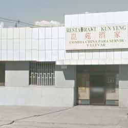Kun-Yeng Restaurant en Santiago
