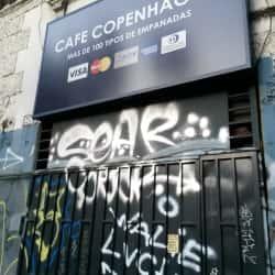 Café Copenhague en Santiago