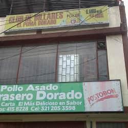 Club De Billares El Puma Dorado en Bogotá