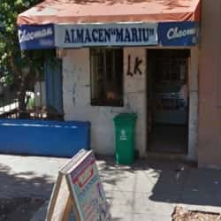 Almacén Mariu en Santiago