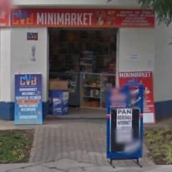Minimarket Convenga en Santiago