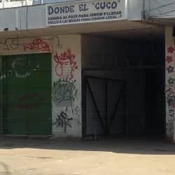 Fuente de Soda Donde El Cuco  en Santiago