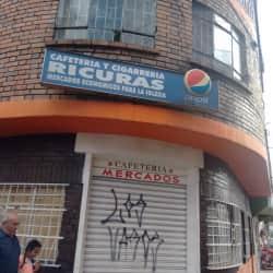 Cigarrería Cafetería Ricuras en Bogotá