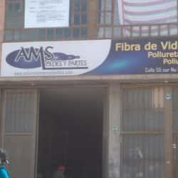 AMS Moldes y Partes en Bogotá