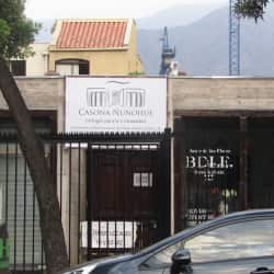 Casona Ñuñohue en Santiago