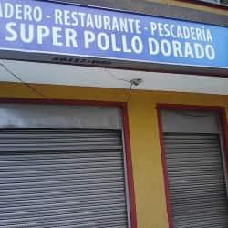 Asadero el super pollo dorado en Bogotá