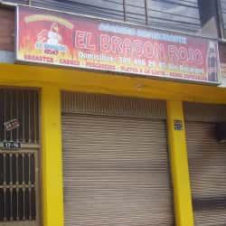 Asadero Restaurante El Brason Rojo en Bogotá