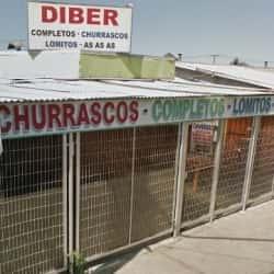 Sándwich Diber en Santiago