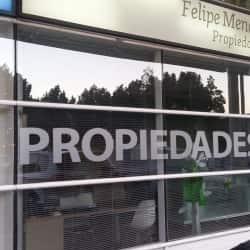 Felipe Mendía Propiedades en Santiago