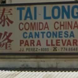 Restaurant Tai Long en Santiago