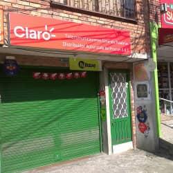 Café Internet Telecomunicaciones Uniendo Palabras en Bogotá
