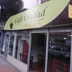 Café Ciudad Sabor y Aroma  en Bogotá