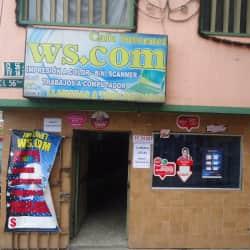 Café Internet WS.COM en Bogotá