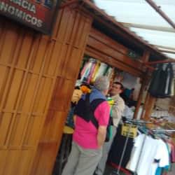 Tienda de camisas en Bogotá