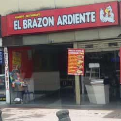 El Brazon Ardiente en Bogotá