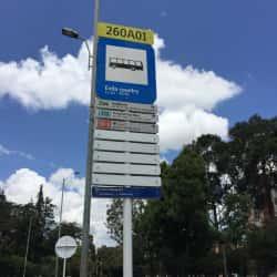 Paradero SITP Éxito Country - 260A01 en Bogotá