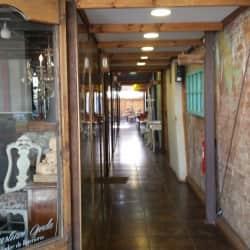 Cafetería Nahia en Santiago