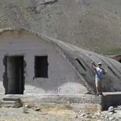 Campamento Minero en Santiago