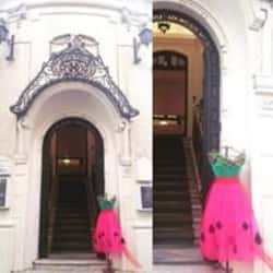 Casa Berry en Santiago