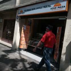 Ecua-Masa en Santiago