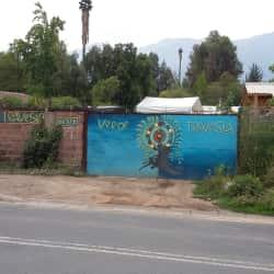 Jardín verde travesía en Santiago