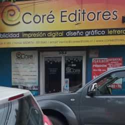 Coré Editores - Melipilla en Santiago