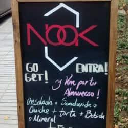Nook Café en Santiago