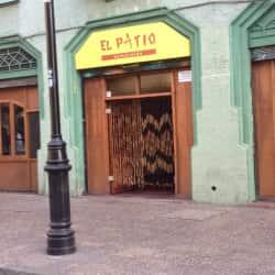 Patio Esmeralda en Santiago
