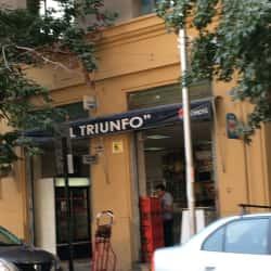 EL TRIUNFO en Santiago