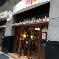 Pizza Napoli Moneda en Santiago