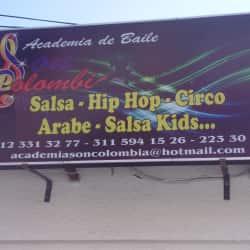 Academia de Baile Solombi  en Bogotá