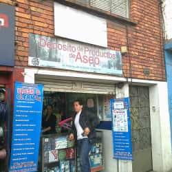 Depósito Productos de Aseo en Bogotá