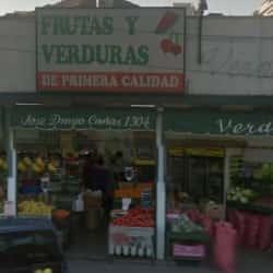 Frutas y Verduras, verdulería en Santiago
