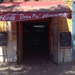Restaurant Doña Pía  en Santiago