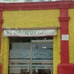 Restaurant El Cacique en Santiago
