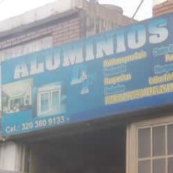 Aluminios D&F en Bogotá