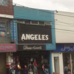 Angeles Diane & Geordi en Bogotá