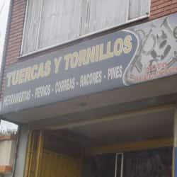 Auto Repuestos Tuerca y Tornillos en Bogotá