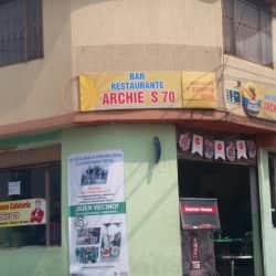 Bar Restaurante Archie's 70 en Bogotá