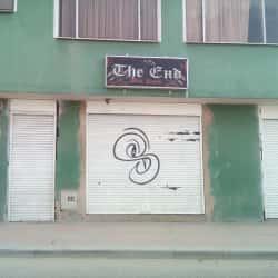Bar rock the end  en Bogotá