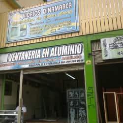 Vidrios Dinamarca en Bogotá