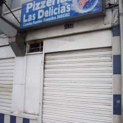 Pizzería Las Delicias en Bogotá
