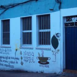 Nasa Tul Coca Café en Bogotá