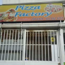 Pizza Factory en Bogotá