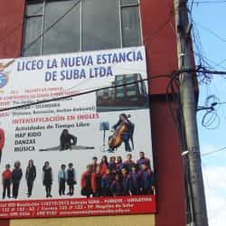 Liceo La Nueva Estancia de Suba en Bogotá