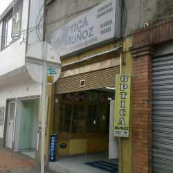 Óptica Muñoz en Bogotá