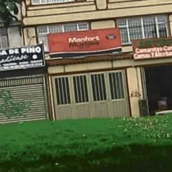 Manfort Muebles en Bogotá