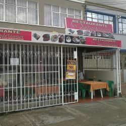 Restaurante Los Santadereanos en Bogotá