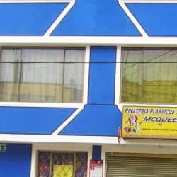 Piñatería Plásticos Y Desechables McQueen en Bogotá