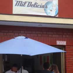 Restaurante y Cafetería Mil Delicias en Bogotá